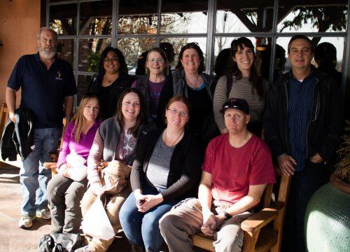 Hawks Aloft staff, December 2016
