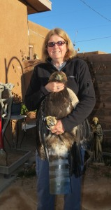 Gail and the Golden Eagle