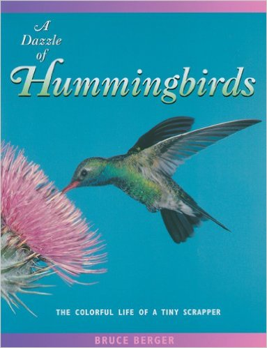 A Dazzle of Hummingbirds by Bruce Berger